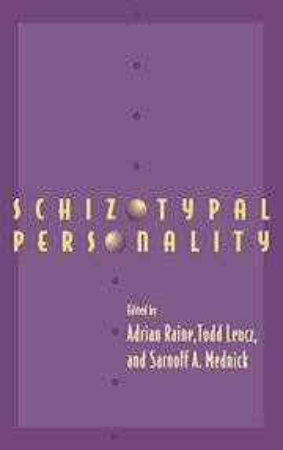 9780521454223: Schizotypal Personality