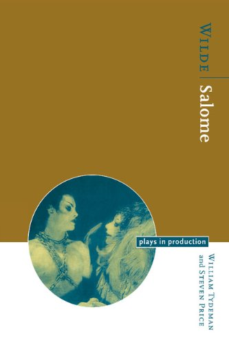 9780521454230: Wilde: Salome (Plays in Production)