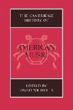 9780521454292: The Cambridge History of American Music Hardback (The Cambridge History of Music)