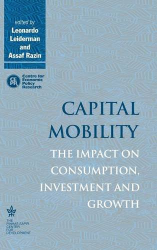 9780521454384: Capital Mobility: The Impact on Consumption, Investment and Growth