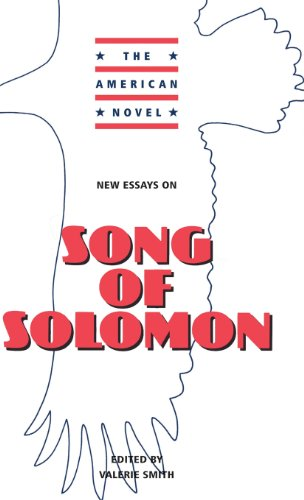 9780521454407: New Essays on Song of Solomon (The American Novel)