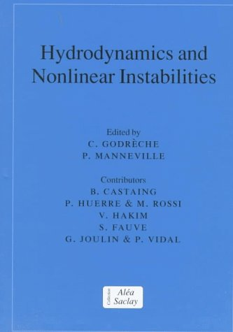 9780521455039: Hydrodynamics and Nonlinear Instabilities