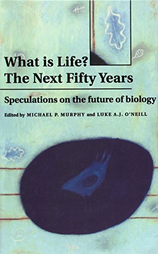 What is Life? The Next Fifty Years: Speculations on the Future of Biology