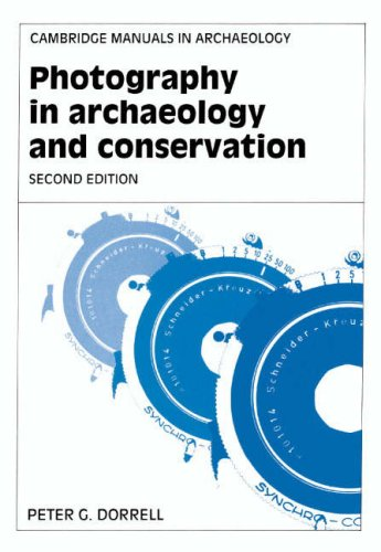 9780521455343: Photography in Archaeology and Conservation (Cambridge Manuals in Archaeology)