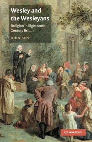 9780521455558: Wesley and the Wesleyans: Religion in Eighteenth-Century Britain (British Lives)