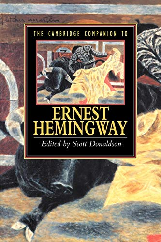 9780521455749: The Cambridge Companion to Hemingway (Cambridge Companions to Literature)