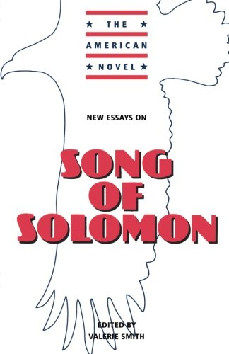 9780521456043: New Essays on Song of Solomon (The American Novel)