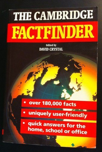 9780521456227: The Cambridge Factfinder