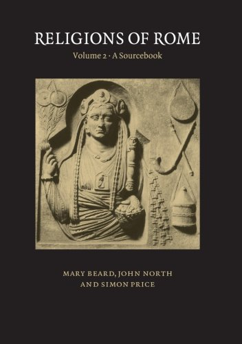 9780521456463: Religions of Rome: Volume 2: A Sourcebook