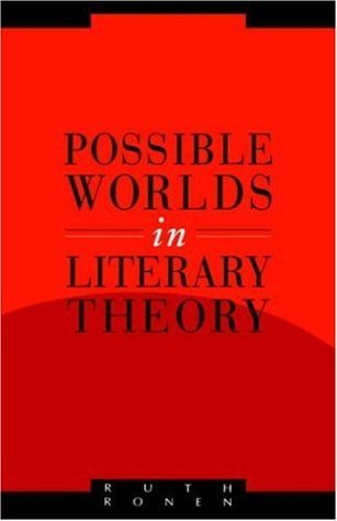 9780521456487: Possible Worlds in Literary Theory (Literature, Culture, Theory)