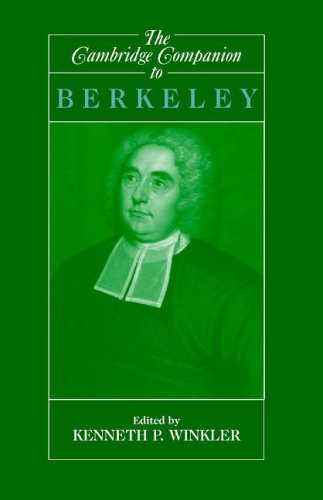 9780521456579: The Cambridge Companion to Berkeley (Cambridge Companions to Philosophy)
