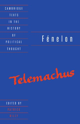9780521456623: Fenelon: Telemachus (Cambridge Texts in the History of Political Thought)