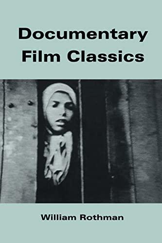 9780521456814: Documentary Film Classics (Cambridge Studies in Film)