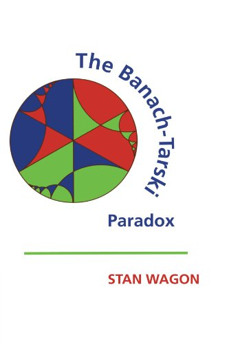 9780521457040: The Banach-Tarski Paradox Paperback (Encyclopedia of Mathematics and its Applications)
