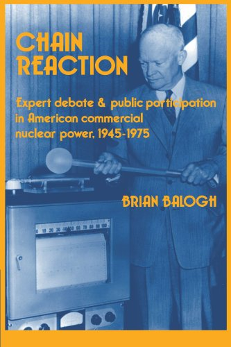 9780521457361: Chain Reaction: Expert Debate and Public Participation in American Commercial Nuclear Power 1945–1975