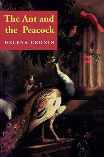 9780521457651: The Ant and the Peacock Paperback: Altruism and Sexual Selection from Darwin to Today