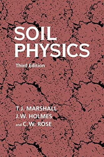 9780521457668: Soil Physics