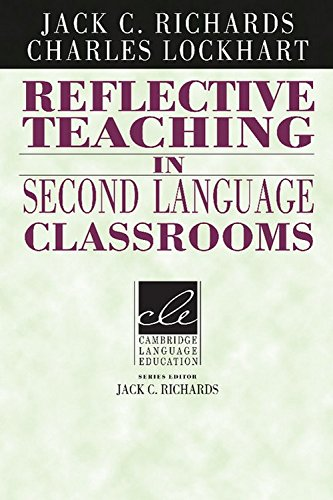 9780521458030: Reflective Teaching in Second Language Classrooms (Cambridge Language Education)