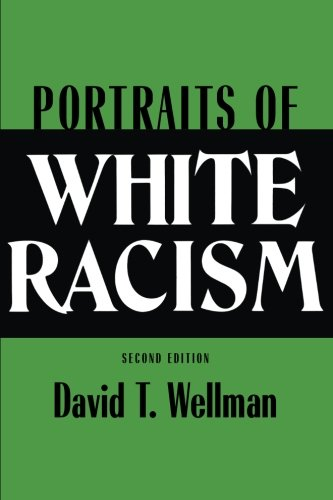 9780521458108: Portraits of White Racism 2nd Edition Paperback