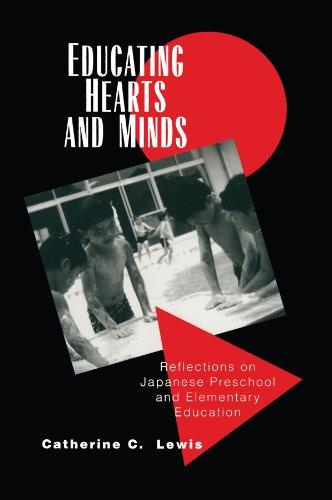 9780521458320: Educating Hearts and Minds: Reflections on Japanese Preschool and Elementary Education