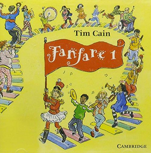 9780521458603: Fanfare 1 CD: Cambridge Primary Music (Bk. 1)