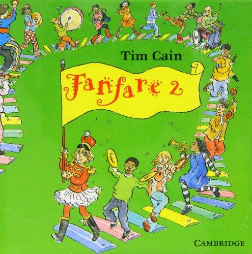 9780521458610: Fanfare 2 CD: Cambridge Primary Music