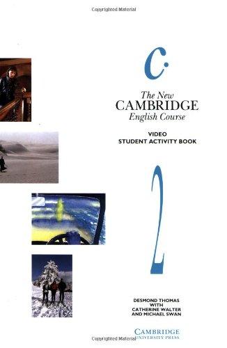 The New Cambridge English Course 2 Student: Thomas, Desmond; Swan,