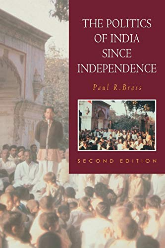 9780521459709: Politics of India Since Independence 2ed (The New Cambridge History of India)
