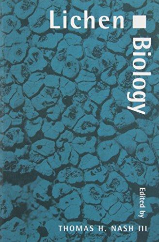 9780521459747: Lichen Biology