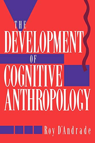 9780521459761: The Development of Cognitive Anthropology