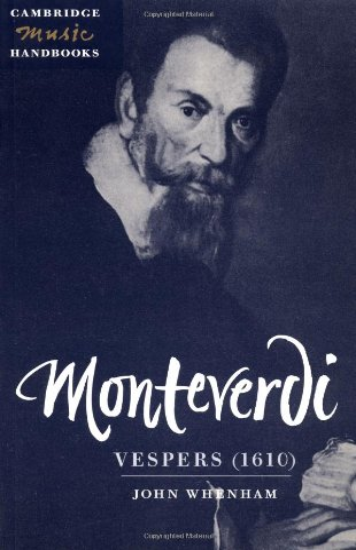 9780521459792: Monteverdi: Vespers (1610) (Cambridge Music Handbooks)