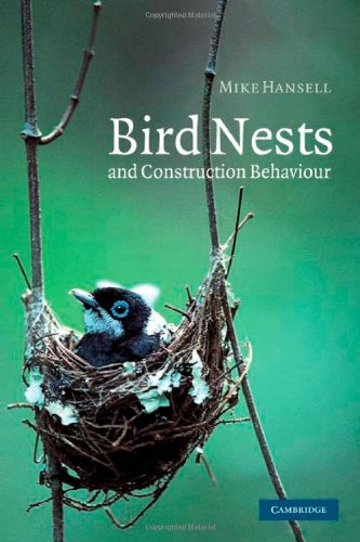 9780521460385: Bird Nests and Construction Behaviour Hardback