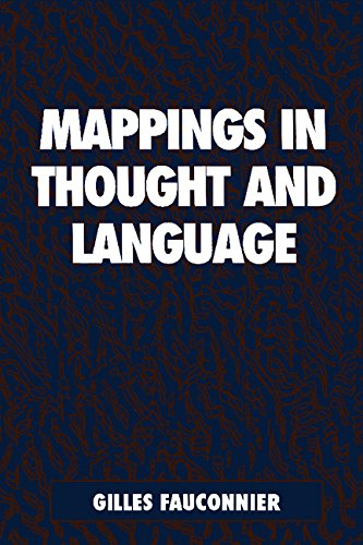 9780521460620: Mappings in Thought and Language