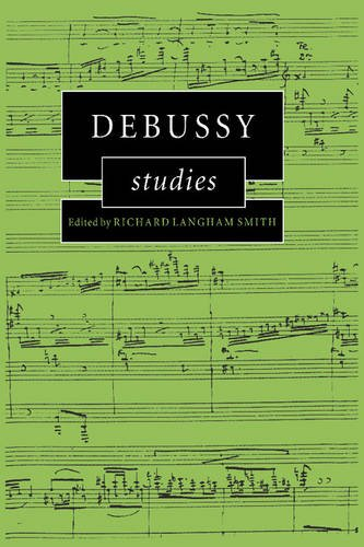 9780521460903: Debussy Studies (Cambridge Composer Studies)