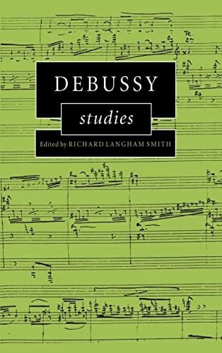 9780521460903: Debussy Studies Hardback (Cambridge Composer Studies)