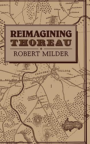 9780521461498: Reimagining Thoreau (Cambridge Studies in American Literature and Culture)