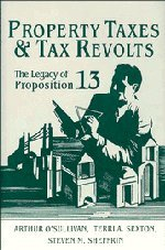 9780521461597: Property Taxes and Tax Revolts: The Legacy of Proposition 13