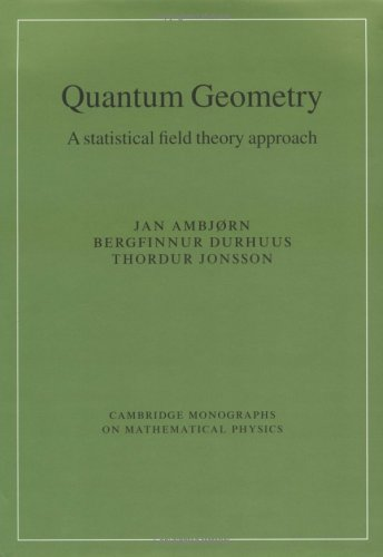 9780521461672: Quantum Geometry: A Statistical Field Theory Approach