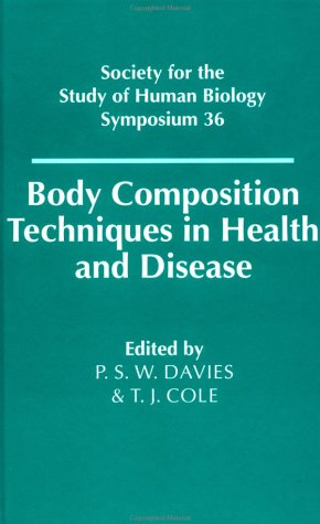 9780521461795: Body Composition Techniques in Health and Disease (Society for the Study of Human Biology Symposium Series)