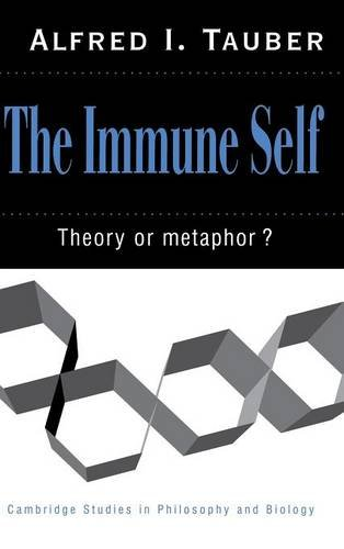 9780521461887: The Immune Self: Theory or Metaphor? (Cambridge Studies in Philosophy and Biology)