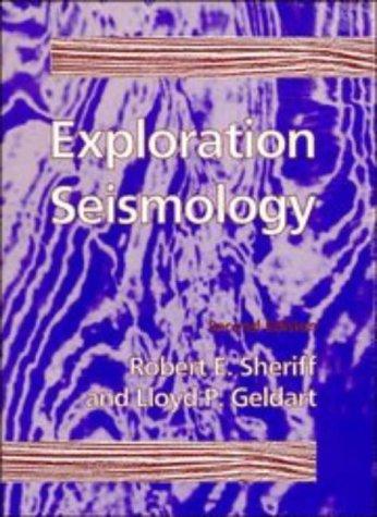 9780521462822: Exploration Seismology