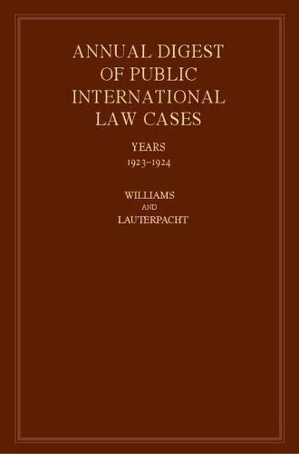 9780521463478: International Law Reports: Volume 2