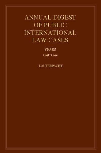 international law report