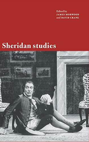 9780521464666: Sheridan Studies