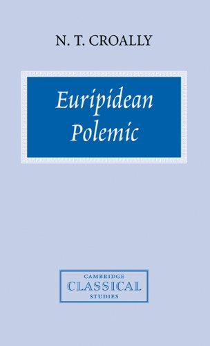 9780521464901: Euripidean Polemic: The Trojan Women and the Function of Tragedy (Cambridge Classical Studies)
