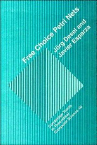 9780521465199: Free Choice Petri Nets