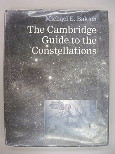 9780521465205: The Cambridge Guide to the Constellations