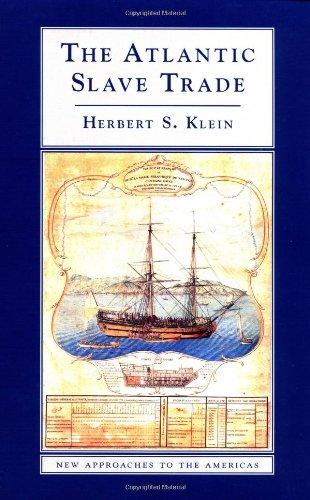 9780521465885: The Atlantic Slave Trade