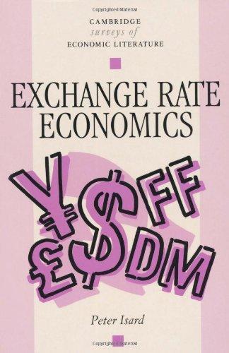9780521466004: Exchange Rate Economics
