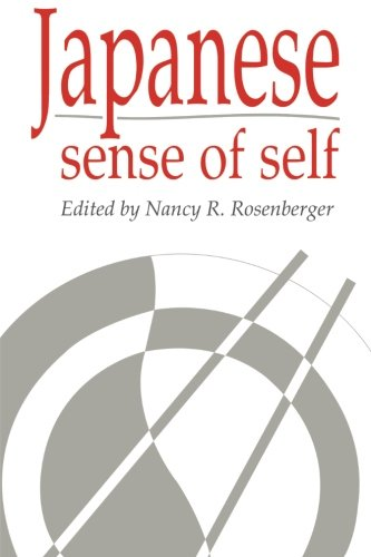 9780521466370: Japanese Sense of Self (Publications of the Society for Psychological Anthropology)